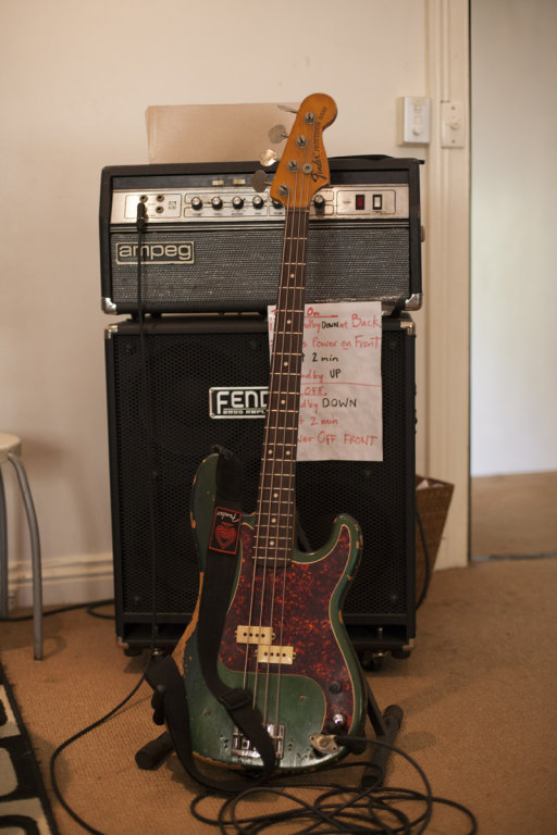 FENDER & AMPEG Kings Cross Conservatorium