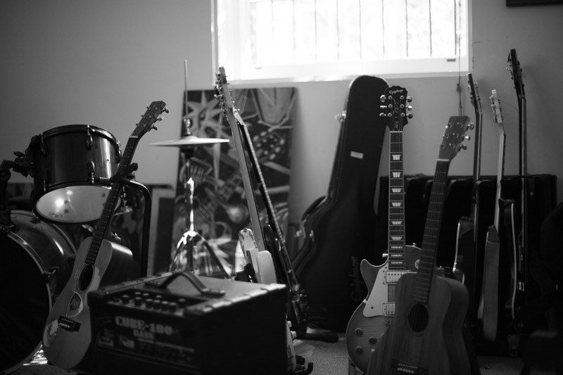 GUITAR ROOM Kings Cross Conservatorium